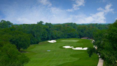 Cowboys Golf Club Hole #4