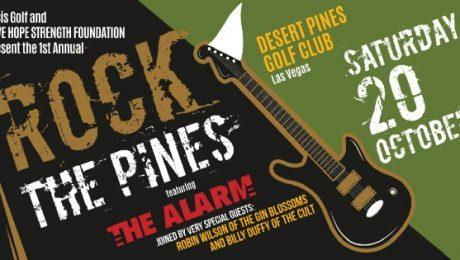 Rock The Pines Concert