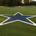 Cowboys Golf Club Star