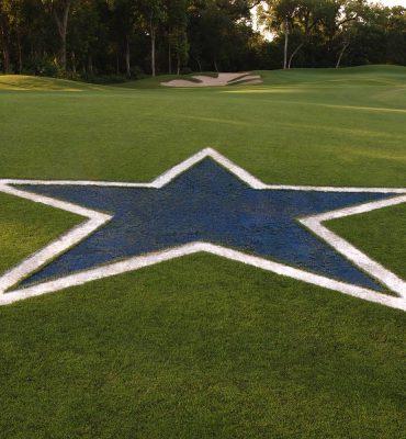 Cowboys Golf Club Star