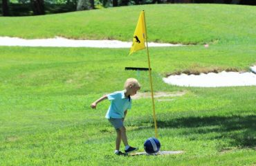 Hunt Valley Footgolf
